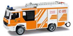 Mercedes Benz Atego HLF 20 Feuerwehr Kirchheim