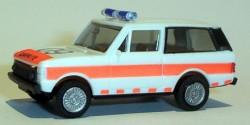 Range Rover Polizei Niederlande