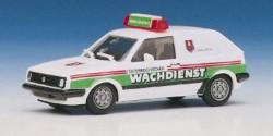 VW Golf II Österreichischer Wachdienst