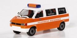 VW T4 ELW Feuerwehr Wiesbaden