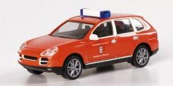 Porsche Cayenne ELW Feuerwehr Bietigheim-Bissingen