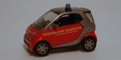 Smart Fortwo Feuerwehr Hamburg