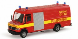 Mercedes Benz Vario LRF Feuerwehr