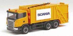 Scania 04 R 380 Pressmüllwagen