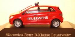 Mercedes Benz B-Klasse Feuerwehr