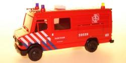 Mercedes Benz 507 Brandweer Duikteam Amsterdam