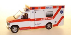 Ford E-350 RTW A.A.D.Oost Ambulance