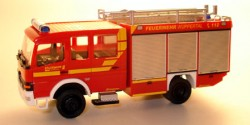 Mercedes Benz Atego TLF 16/25 Feuerwehr Wuppertal