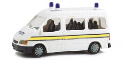 Ford Transit Polizei England