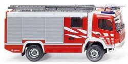 Mercedes Benz Actros Tunnellöschfahrzeug Feuerwehr