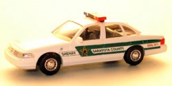 Ford Crown Victoria Sarasota County Sheriff