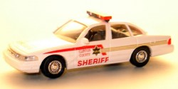 Ford Crown Victoria Clinton County Sheriff