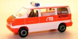 VW T4 NEF Johanniter Wetterau