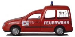 VW Caddy Feuerwehr Ludwigshafen