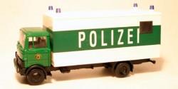 Mercedes Benz LP 809 Pferdetransporter Polizei