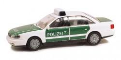 Audi A6 Polizei