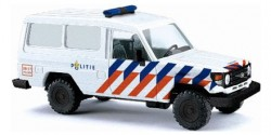 Toyota Land Cruiser Polizei Haaglanden