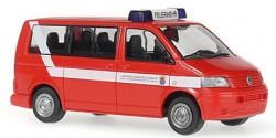 VW T5 MTW Brand- und Katastrophenschutz Darmstadt