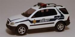 Mercedes Benz M-Klasse US Sheriff