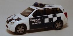 Suzuki Grand Vitara Policia Municipale Madrid
