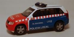 Suzuki Grand Vitara Policia Local El Escorial