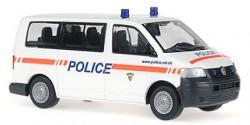VW T5 Polizei Vaud Schweiz