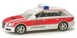 Audi A4 Avant NEF Notarztdienst Nürnberg