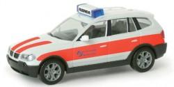 BMW X3 ELW Werkfeuerwehr Salzgitter
