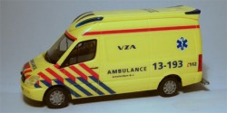 Mercedes Benz Sprinter Delfis Ambulance VZA