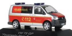 VW T5 MTW Feuerwehr Main-Taunus-Kreis