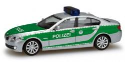 BMW 5er Polizei Bayern