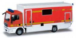 MAN TGL M-RTW Feuerwehr Paderborn
