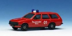 Opel Rekord E Caravan ELW Feuerwehr Mainz
