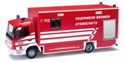 Mercedes Benz Atego Koffer-LKW Atemschutz Feuerwehr Bremen