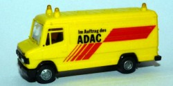 Mercedes Benz 507 D ADAC