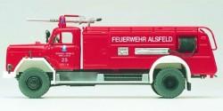 Magirus F 200D 16A Zubringerlöschfahrzeug Feuerwehr Alsfeld