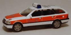 Mercedes Benz C-Klasse Johanniter Giessen NEF