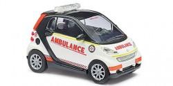 Smart Fortwo St. Johns Ambulance Australien