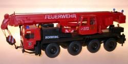 Liebherr Feuerwehr-Kran 4 Achsen