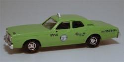 Dodge Monaco Taxi L.A. Bell Cab