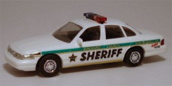Ford Crown Brevard County Sheriff (Florida)