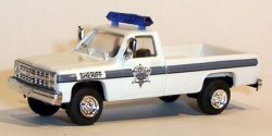 Chevrolet Pic Up Mohave County Sheriff