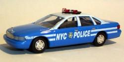 Chevrolet Caprice NYC Police