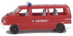 VW T4 Feuerwehr Halberstadt MTW