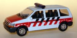 Chrysler Voyager Feuerwehr Belgien