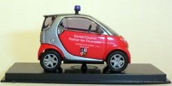 Smart City Coupe Feuerwehr Saarland