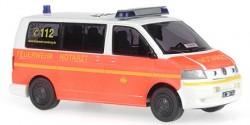 VW T5 NEF Feuerwehr Hamburg Süderelbe