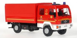 MAN L 2000 Dekon-P Feuerwehr Hamburg Wohldorf