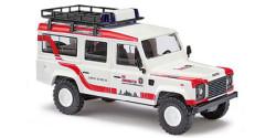 Land Rover Defender Kommandowagen Johanniter Ortsverband Rheinhessen