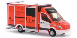 Mercedes Benz Sprinter RTW Feuerwehr Solingen